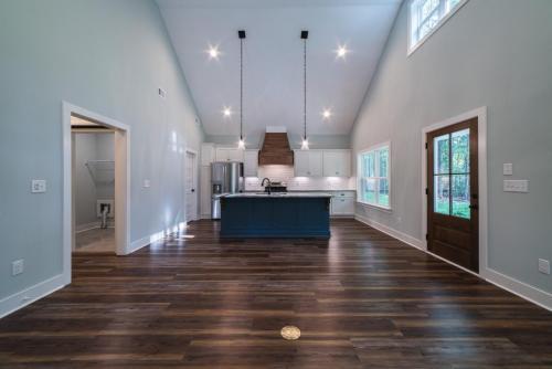 Palmetto - Custom Home by Bee Smart Building
